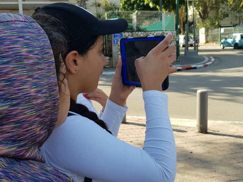 צילום העיר תל אביב בחידון תל אביב יפו
